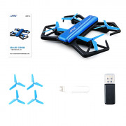 JJRC H43WH Mini Foldable RC Selfie Drone BNF WiFi FPV 720P HD / Pincer-shaped Protection Frame / G-sensor Mode