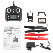 WLtoys Q212K 0.3MP Camera WiFi 2.4G 4CH 6-Axis Gyro RTF RC Quadcopter Hold Altitude Mode Toy