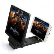 3 D Mobile Phone Screen Magnification Artifact