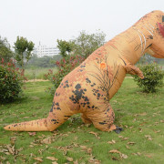 Inflatable Dinosaur Costume Adults Fancy Dress Outfit