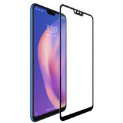 Screen Protector for Xiaomi Mi 8 Lite HD Ultra-Thin Full Glue Tempered Glass
