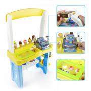 Simulation Ice Cream Sale Car Children Toy
