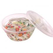 Innovative Fruit Slice Crystal Mud Kids Funny Toy