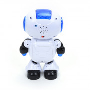 Electronic Walking Dancing Robot Toy with Music Lighting for Kids Toddlers