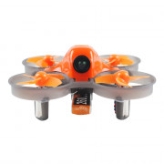 Makerfire Armor 65mm BNF Micro Quadcopter Racing Drone Built in Frsky XM Receiver / 716 Brushed Motor / LED Light