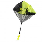 Soldier Men Base Jumpers Kids Hand Throwing Parachute Classic Operated Cloth Toy