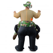 Creative Inflatable Orangutan Costumes Cosplay Party Prop Toy