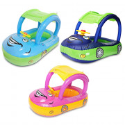 Children's Inflatable Car Model Swimming Toys