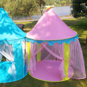 Foldable Princess Style Children Tent Play House