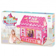 1285 Children's Tent Ice Cream Shop Indoor Game House Toys