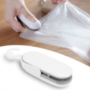 Portable Mini Sealing Machine Hand Pressure Food Fresh Keeping