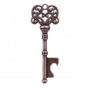 Metal Retro Key Beer Bottle Opener Keychain Holiday Gift