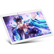 Teclast T20 4G Phablet Android 7.1 10.1 inch MT6797X ( X27 ) Deca Core 4GB RAM 64GB eMMC ROM Fingerprint Recognition 13.0 MP Double Cameras Bluetooth 4.0 Type-C Dual WiFi