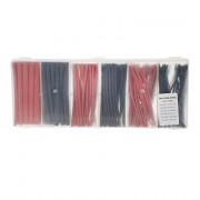Heat Shrink Tubing with Storage Box 190pcs