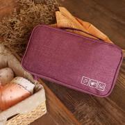 Portable Travel Organizer Luggage Storage Case Bra Underwear Pouch