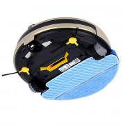 JISIWEI I3 Robotic Vacuum Cleaner App Remote Control Voice Prompt