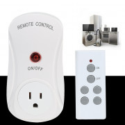 Household Smart Remote Control Switch Socket