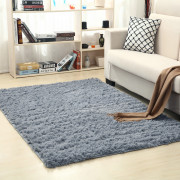 Rectangular Sofa Bedside Carpet Anti-slip Floor Mat