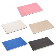 OCUBE 10.8 inch Tablet Case PU Leather Folio Cover with Transparent Back Shell for HUAWEI M5