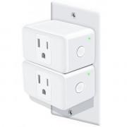 Meross Practical Smart WiFi Plug Mini 2PCS