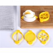 Multi-Functional Egg Cutter