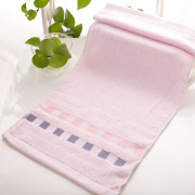 Pc Towel Simple Solid Color Thick Home Use Towel Gift Towel
