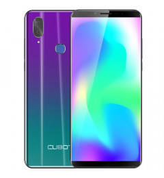 CUBOT X19 4G Phablet 5.93 inch Android 8.1 MT6763T ( Helio P23 ) Octa-core 2.5GHz 64-bit 4GB RAM 64GB ROM 16.0MP + 2.0MP Rear Camera Fingerprint Sensor 4000mAh Built-in