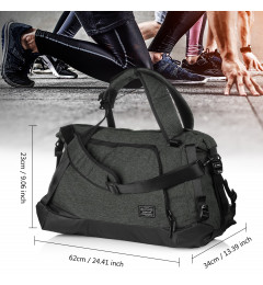 TUGUAN Sports Bag Travel Outdoor Water-resistant Adjustable Strap Large Capacity Lightweight Backpack