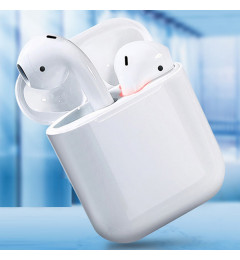 i13 TWS Bluetooth 5.0 / Noise Cancelling / Comfortable Wearing / Automatic Pairing Wireless Earphone