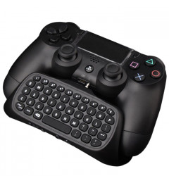 Bluetooth Wireless Keyboard for PS4 Controller